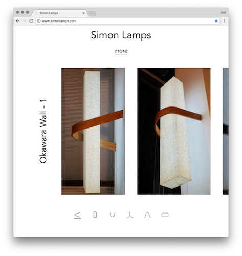 Simon Lamps